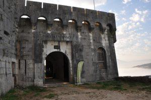 Le Fort les Bancs